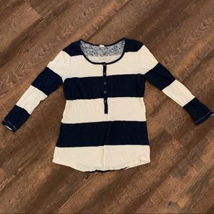 JCrew rugby style T-shirt!
